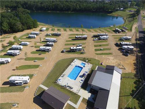 The Cove Lakeside RV Resort and Campground