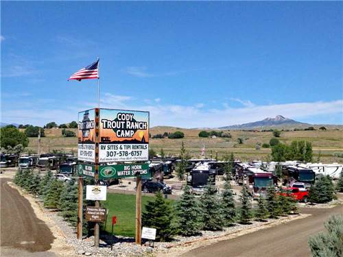 Cody Trout Ranch Camp RV Park
