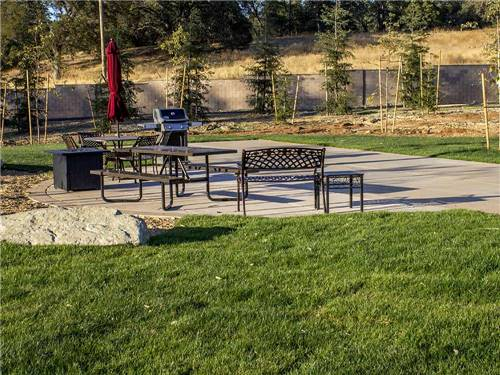 BERRY CREEK RANCHERIA RV PARK at OROVILLE, CA