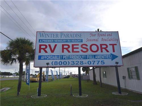 Winter Paradise RV Resort