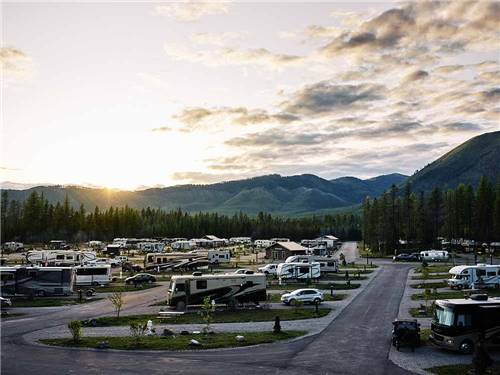 West Glacier RV Park & Cabins