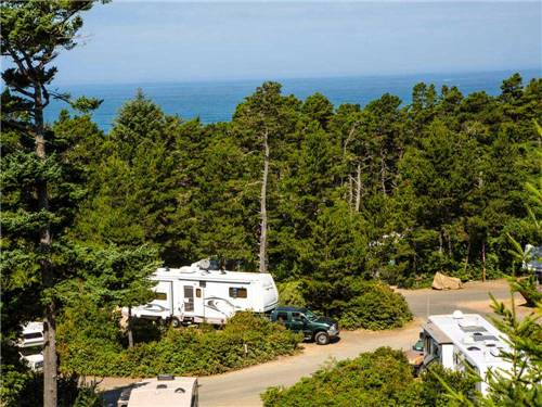 Pacific City RV Camping Resort