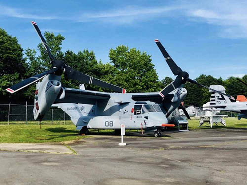 Patuxent River Naval Air Museum & St Mary's County Visitor Center