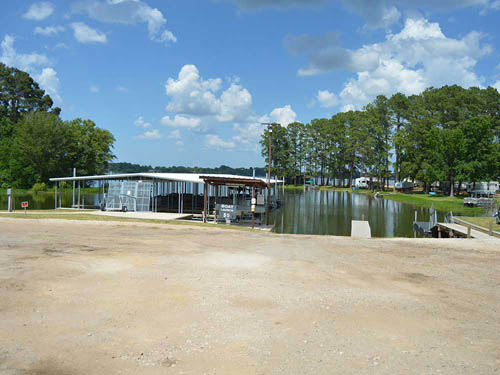 Flat Creek Marina and RV