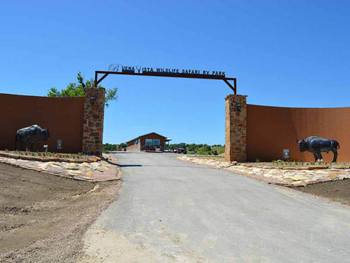 Buena Vista Wildlife Safari and RV Park