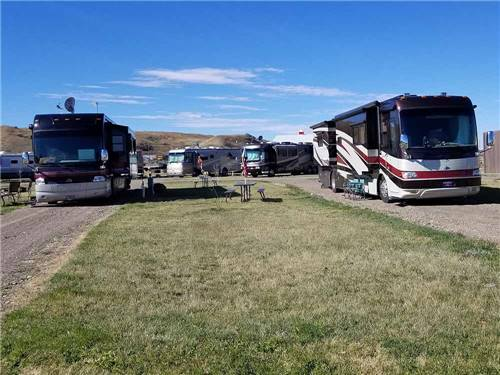 Hansen Family Campground & Storage