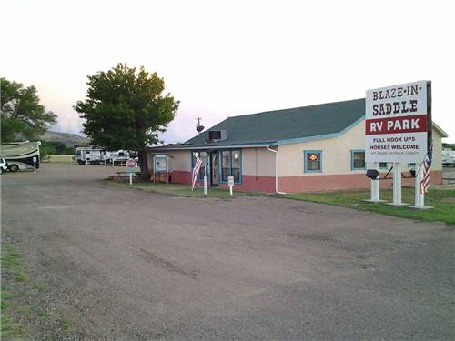Blaze-in-Saddle RV Park & Horse Hotel