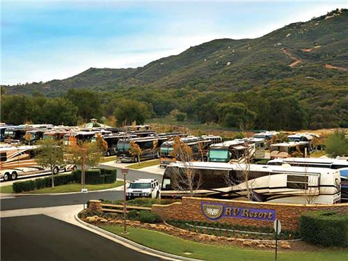 PECHANGA RV RESORT at TEMECULA, CA