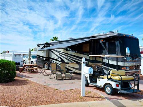 VAL VISTA VILLAGE RV RESORT at MESA, AZ