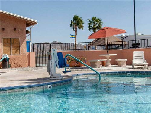 FOOTHILL VILLAGE RV RESORT at YUMA, AZ