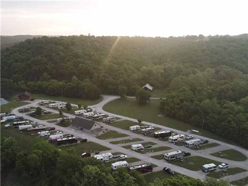 DENTON FERRY RV PARK RESORT at COTTER, AR