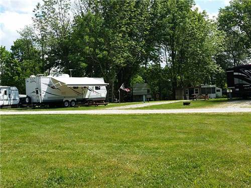 COUNTRYSIDE CAMPGROUND at AKRON, OH
