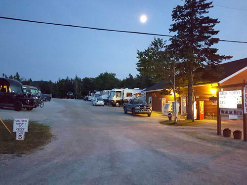 Gros Morne RV Campground & Motel Units