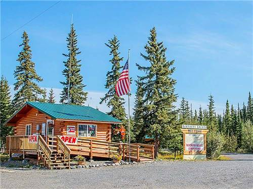 NORTHERN NIGHTS CAMPGROUND & RV PARK at GLENNALLEN, AK