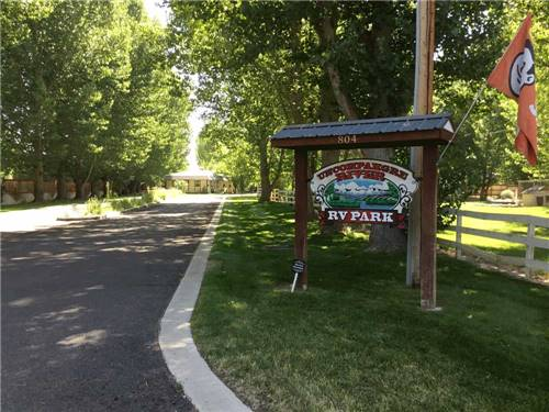 Uncompahgre River Adult Rv Park Olathe Campgrounds