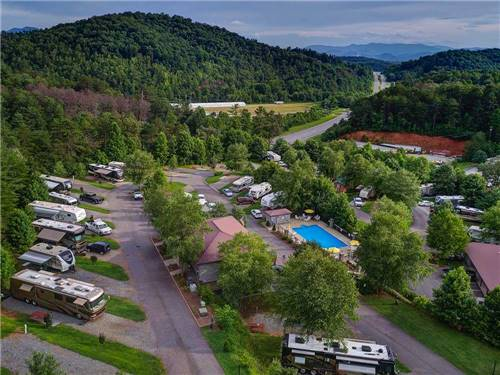 THE GREAT OUTDOORS RV RESORT at FRANKLIN, NC