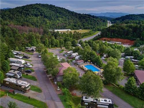 Rv Parks In Cherokee North Carolina Cherokee North