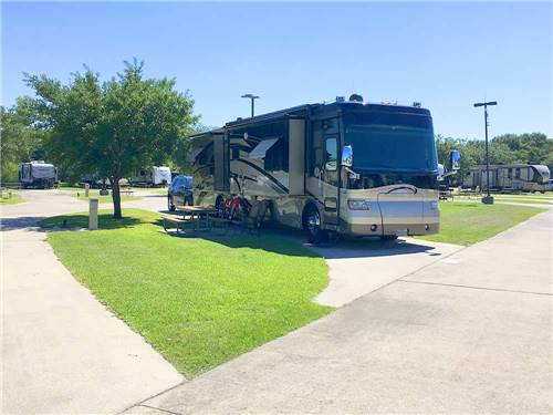 A+ MOTEL & RV PARK at LAKE CHARLES, LA
