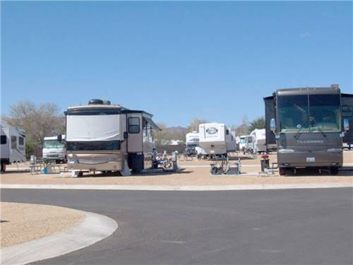 DE ANZA RV RESORT at AMADO, AZ