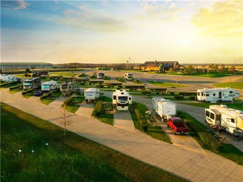 Choctaw RV Park - Durant KOA