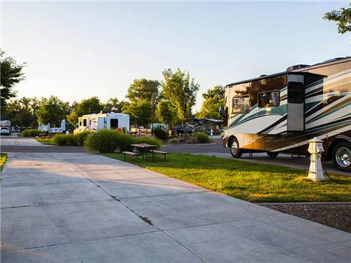 DURANGO RV RESORT at RED BLUFF, CA
