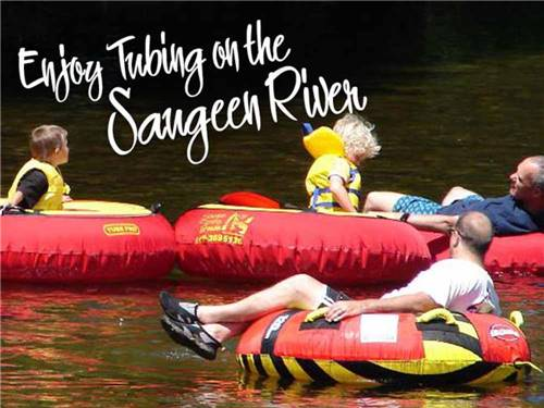 SAUGEEN SPRINGS RV PARK INC at HANOVER, ON