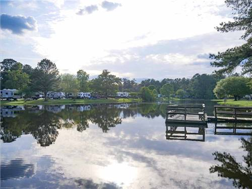 OKATOMA RESORT & RV PARK at HATTIESBURG, MS