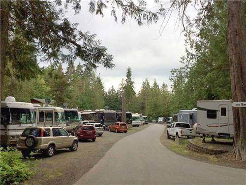 EAGLE TREE RV PARK at POULSBO, WA
