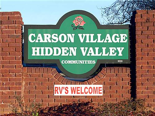 Carson Village Mobile Home & RV Park