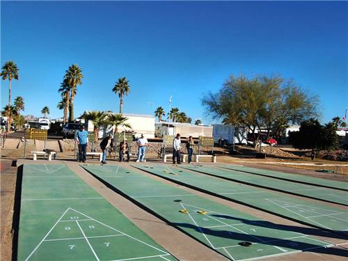 GOLDEN SUN RV RESORT at APACHE JUNCTION, AZ