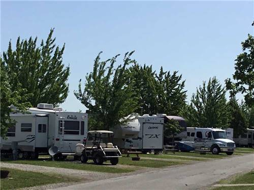 WILDWOOD GOLF & RV RESORT at ESSEX, ON