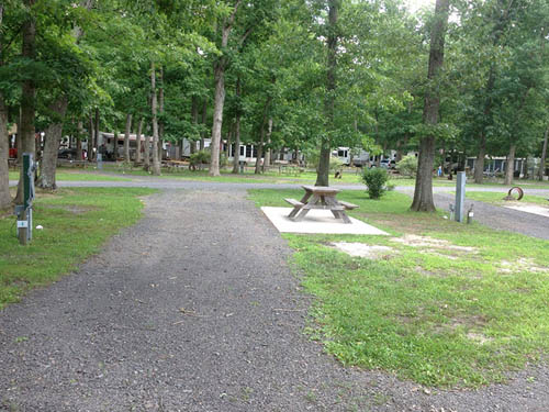COUNTRY OAKS CAMPGROUND at DOROTHY, NJ