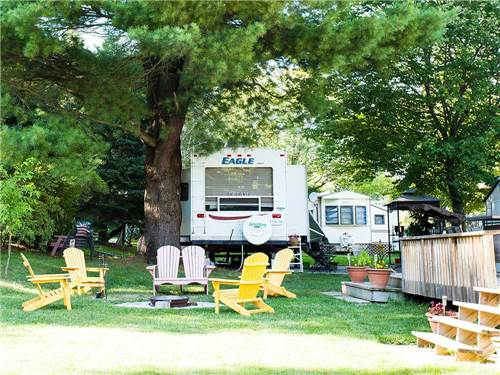 HIDDEN VALLEY RV RESORT at TURKEY POINT, ON