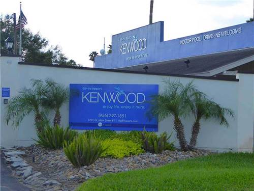 KENWOOD RV RESORT at LA FERIA, TX
