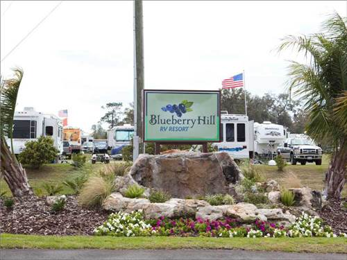 Blueberry Hill RV Resort
