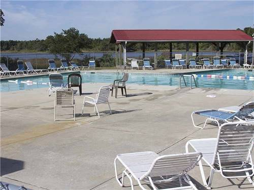 LANIERS CAMPGROUND at SURF CITY, NC