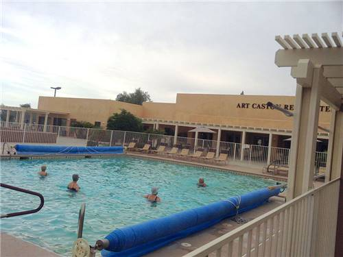 DEL PUEBLO RV PARK AND TENNIS RESORT at YUMA, AZ