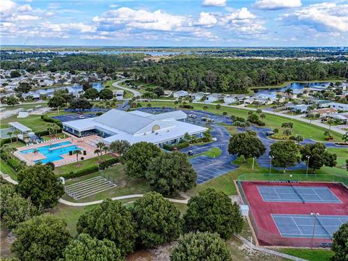 OUTBACK RV RESORT AT TANGLEWOOD at SEBRING, FL