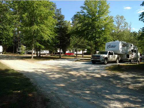 MAGNOLIA RV PARK & CAMPGROUND at KINARDS, SC