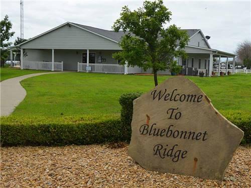 Bluebonnet Ridge RV Park & Cottages