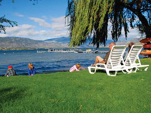 NK'MIP CAMPGROUND & RV PARK at OSOYOOS, BC