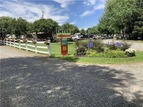 OSENS RV PARK AND CAMPGROUND at LIVINGSTON, MT