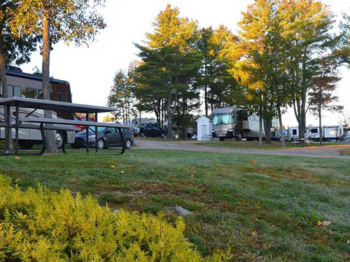 PUMPKIN PATCH RV RESORT at BANGOR, ME