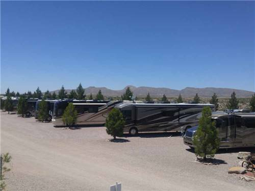 CEDAR COVE RV PARK at ELEPHANT BUTTE, NM