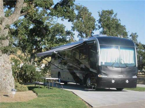WINE COUNTRY RV RESORT at PASO ROBLES, CA