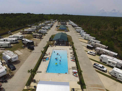 BAY PALMS RV RESORT at MOBILE, AL