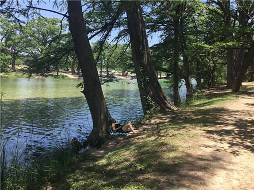 PARKVIEW RIVERSIDE RV PARK at CONCAN, TX