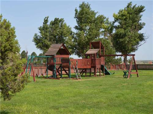 FORT AMARILLO RV RESORT at AMARILLO, TX