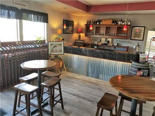 WINE COUNTRY RV PARK at PROSSER, WA