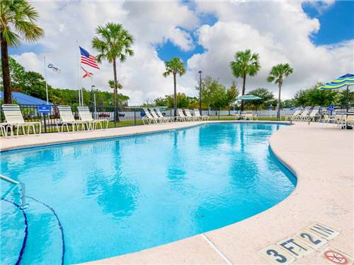 PECAN PARK RV RESORT at JACKSONVILLE, FL